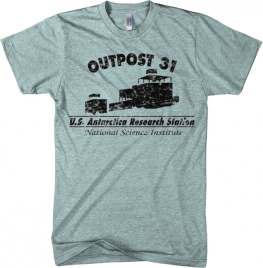 Outpost 31 – The Thing